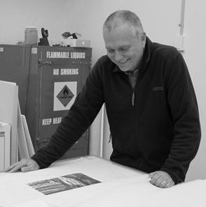 Cobus van Breda: AICCM Publications Officer