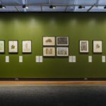 Gallery view of the Paradise Lost exhibition. Image by L Ronai.